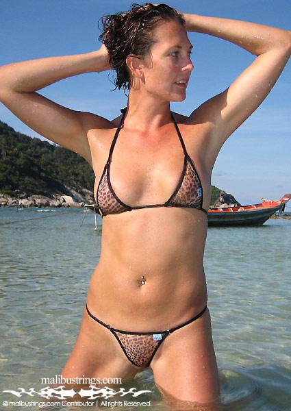 Malibu Strings Bikinis Competition