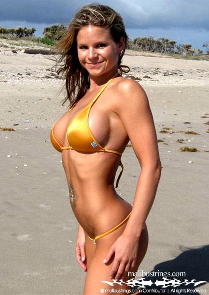 Malibu strings bikini comp