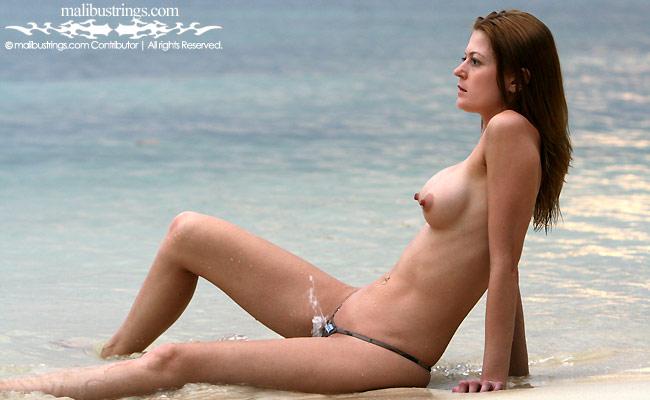 Malibu strings bikini comp very nice