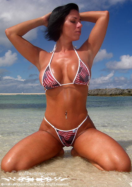 Malibu string bikini gallery oldest tits