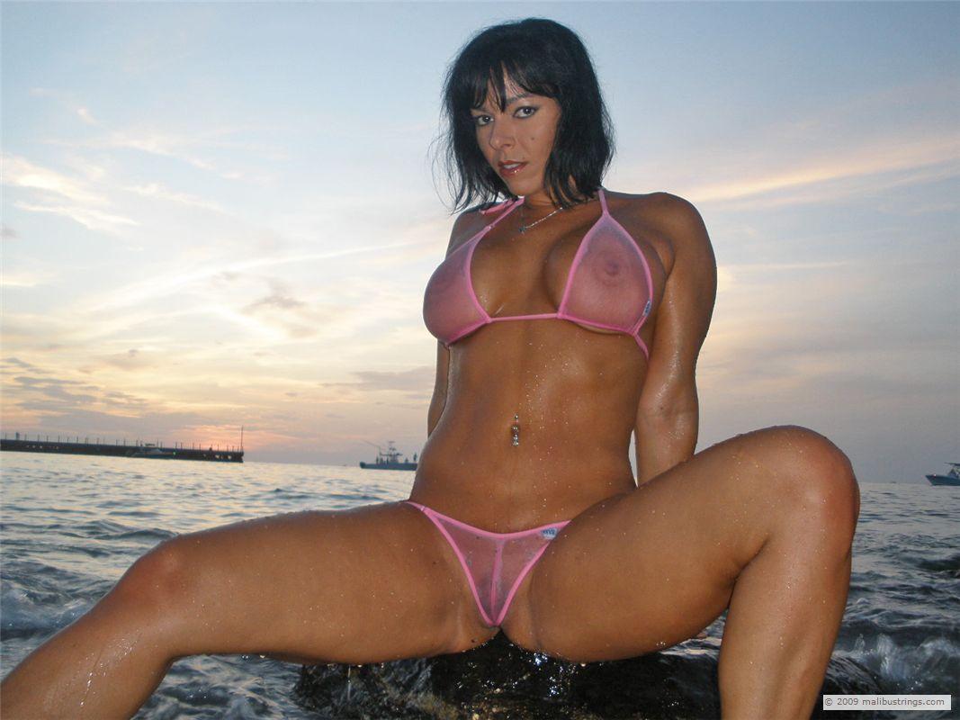 Are Sheer bikini comp opinion