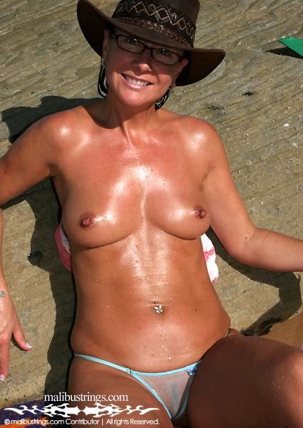 Malibu strings nude assured. confirm