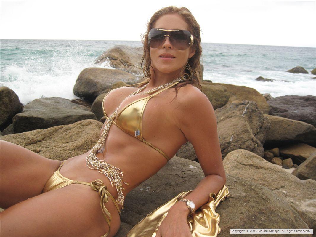 MalibuStrings.com Bikini
