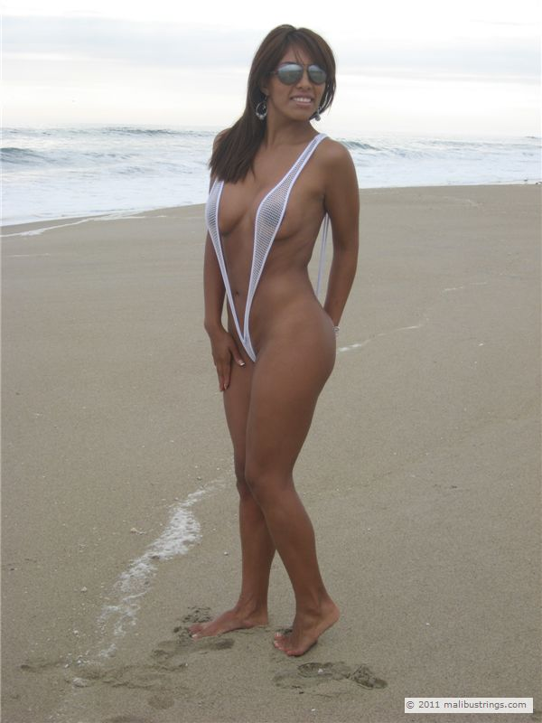Malibu string bikini swimsuits