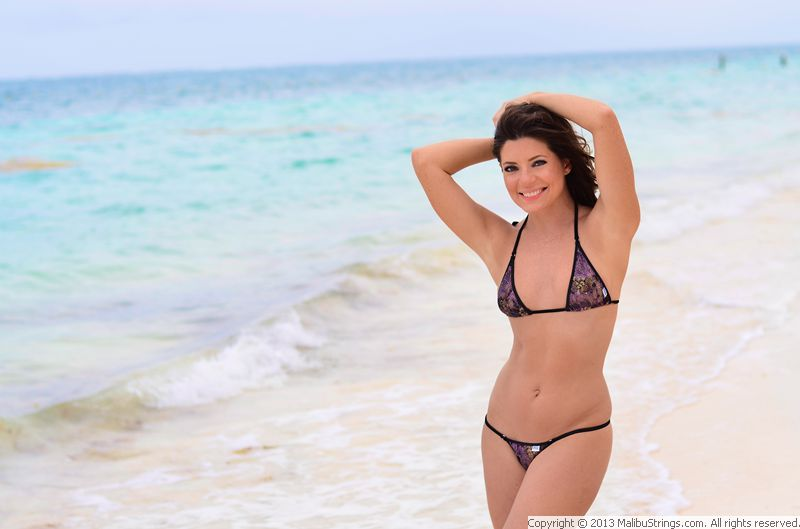 MalibuStrings.com Bikini Competition   Sarah C. - Gallery 1