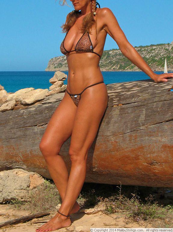 Bikini malibustrings