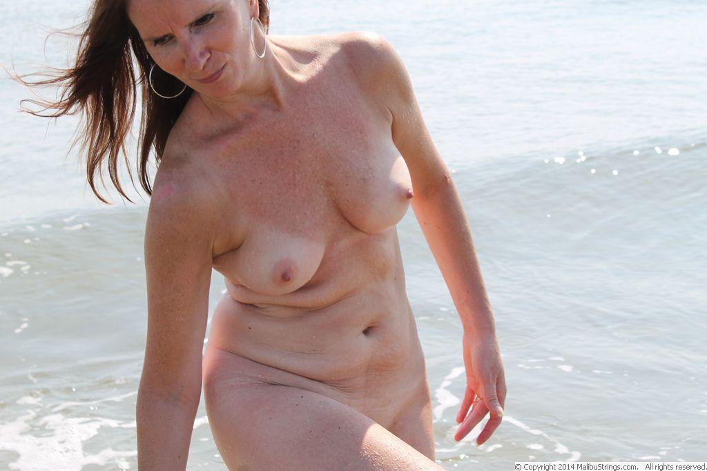 Nudist girls pageant