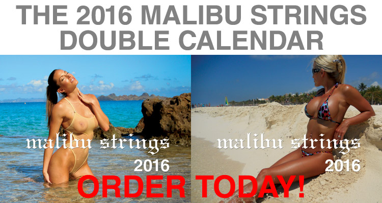 2016 Malibu Strings Double Calendar
