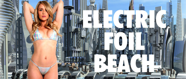 New Electric Foil Beach