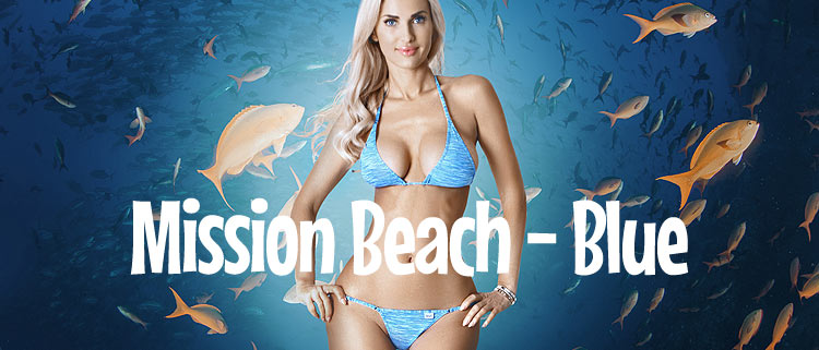 New Mission Beach - Blue