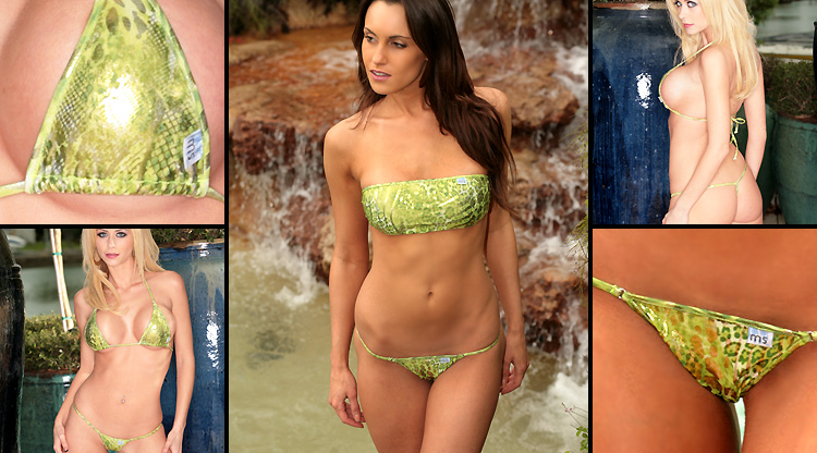 Malibu Strings Bikinis | Emerald Beach